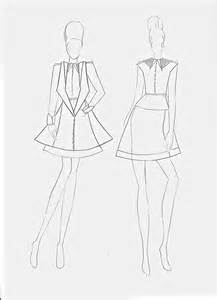 fashion design sketches for beginners pictures to pin on