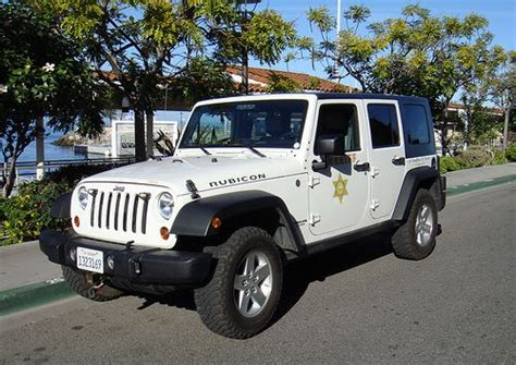 Los Angeles Jeep Los Angeles County Sheriff S Department Californialos