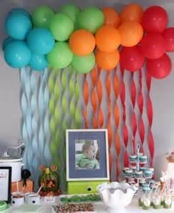 Mermaid Bathroom Ideas Rainbow Balloon Arrangement Noah S Baby Shower Ideas