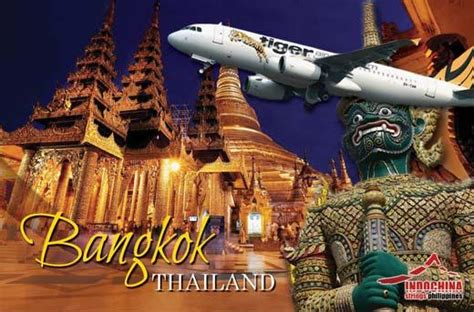 58 bangkok tour package with airfare thailand tourism