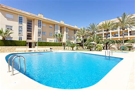 appartement in english golden port appartement in javea spanje