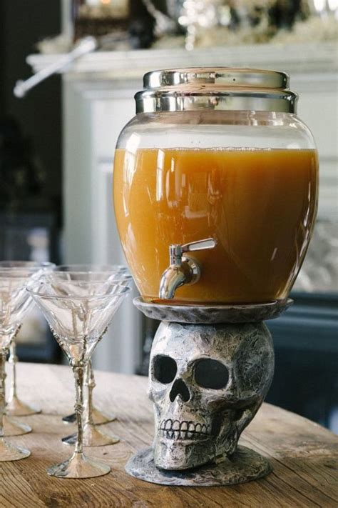 halloween drink dispenser 10 styling tips for your halloween party food table