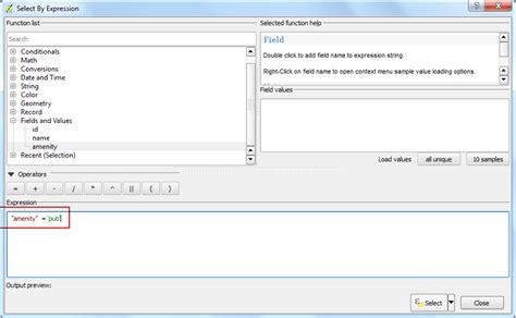 qgis query tutorial cercare e scaricare i dati di openstreetmap qgis