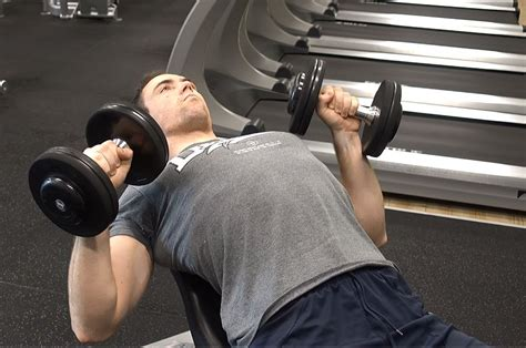 bench press deltoids how to incline dumbbell bench press ignore limits