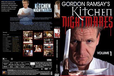Chef Ramsay Kitchen Nightmares by Gordon Ramsay S Kitchen Nightmares Volume 1