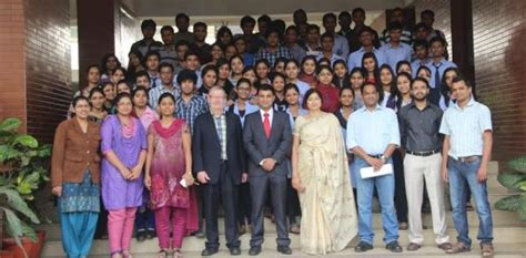 Mba Finance In Nagpur by Icesc 2014 Interactive Session With Mba Students At Rcoem