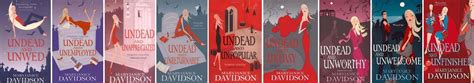 undead and uneasy series 6 fang tastic fiction maryjanice davidson betsy