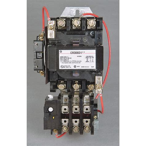 ge motor starter cr306 wiring diagram wiring diagram
