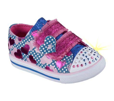 twinkle toes shoes buy skechers twinkle toes shuffles tootsie totsskechers