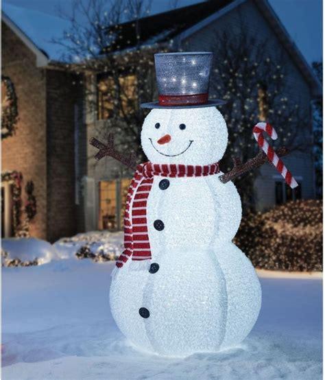 light up snowman outdoor light up snowmen shop collectibles daily