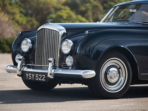 Bentley Az 1958 Bentley S1 Continental Flying Spur Sports Saloon By