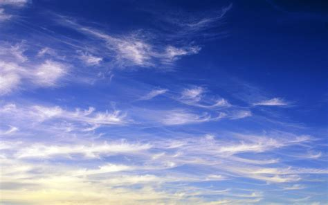ne sky strong blue cloud nature sunny summer wallpaper