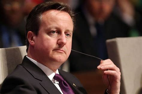 prime minister david cameron david cameron reckons graduate jobs are for overseas