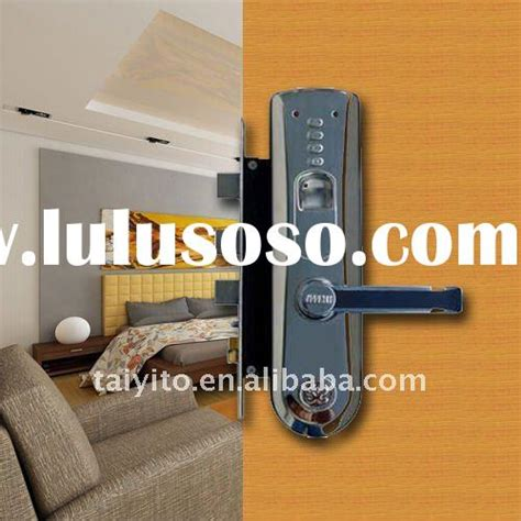 fingerprint door lock with remote for sale price