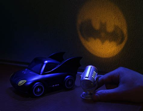 Bat Signal Light For Sale by It Worked It Called A Mini Batman