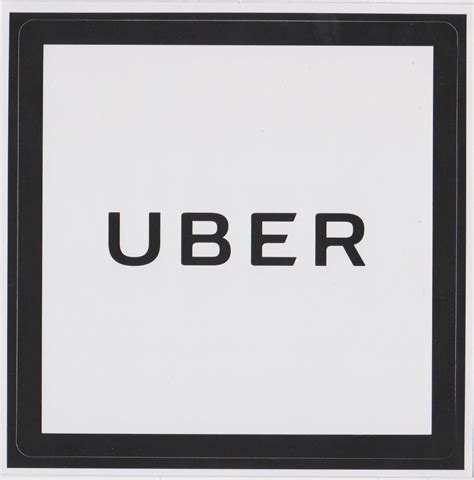 printable uber sign uber drivers in qld new signage requirements rideshare guy