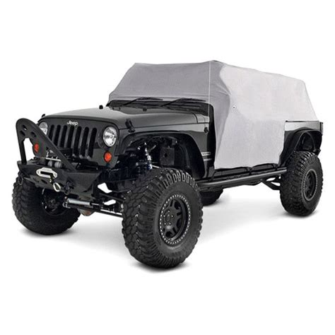 Cover For Jeep Wrangler Rugged Ridge 174 Jeep Wrangler 2017 Weather Lite Cab Cover