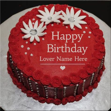 happy b day cake with name www imgkid com the image