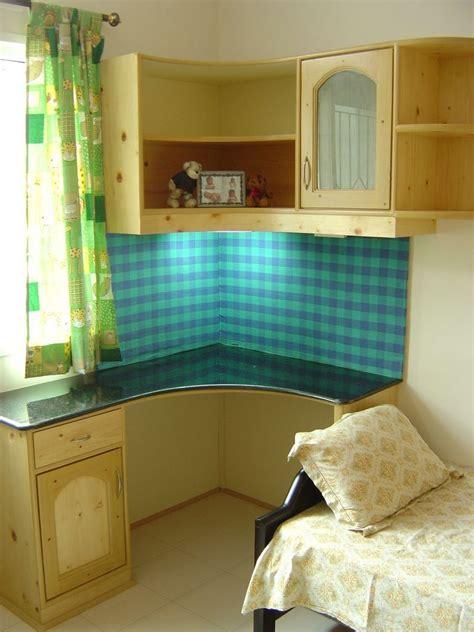 childrens bedroom table built in study table design photograph children s bedroom