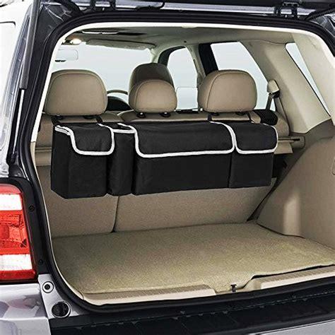 backseat car trunk organizer lumsing    trunk