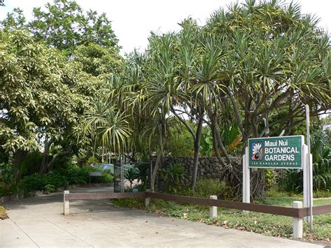 Nui Botanical Gardens by Gardens In Hawaii