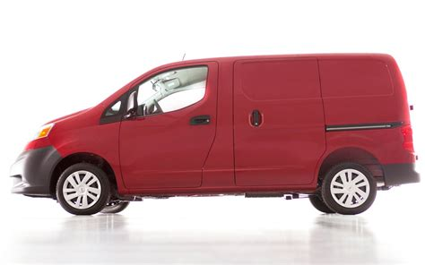 By The Numbers Ford Transit Connect Ram C V Nissan