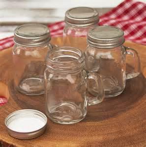 Glass mason jars with lids mason jar shot glass drinking mugs with