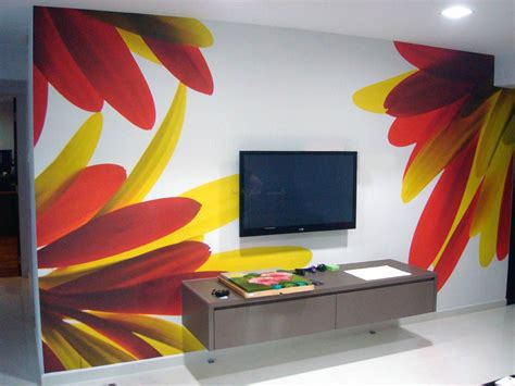 creative bedroom paint ideas creative acrylic painting ideas home interior image of abstract idolza