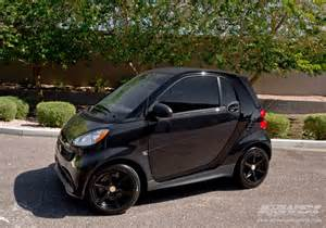 2012 smart fortwo with 15 quot genius newton in matte black
