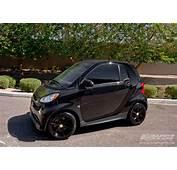 Car Picker  Black Smart Fortwo