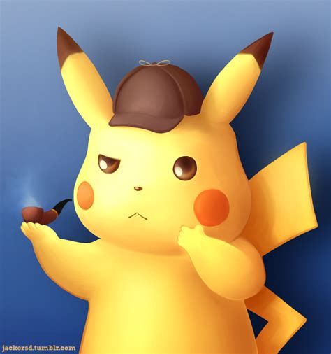 Pikachu Yellow Headed Our Way by Pikachu Detective By Jackers666 On Deviantart