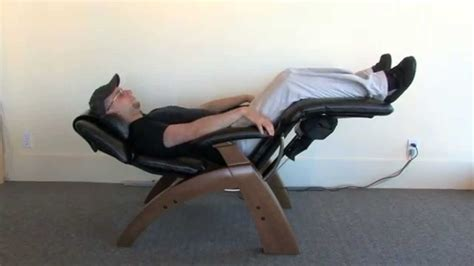 recliner hard to close the perfect chair zero gravity recliner youtube
