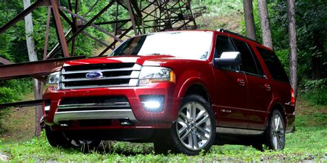 ford expedition third row seat ford expedition lauded for third row seating ford authority