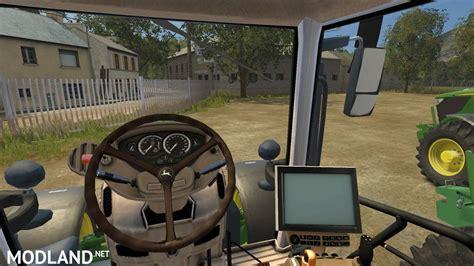 Fs 720 Atasan Kombi Jumbo deere 6r series mod farming simulator 17