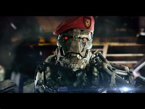 film robot trailer bot wars guerras robot trailer espa 241 ol 2015 hd youtube