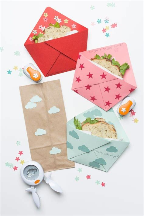 Origami Lunch Bag - 17 best images about back to school on