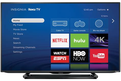 best smart tv 40 inch looking for a cheap 4k smart tv new uhd insignia roku tvs