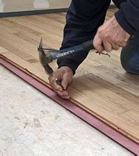 Which Flooring Nails Are Recommended For Hardwood Floors - about naildown gluedown and floating hardwood flooring
