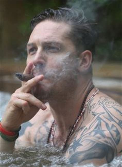 tattoo and hot tub tom hardy and greg williams 2011 the tommy hardy