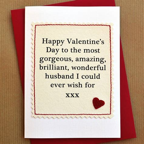 S Day Card From Husband Templates by Happy Valentines Day Cards For Quot Husband Quot Happy