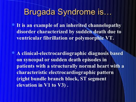 pattern rights meaning brugada syndrome sbcc 2012