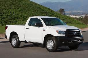 Toyota Tundra Work Truck 2013 Toyota Tundra Work Truck Package Front Three Quarters