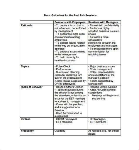 human resources action plan template human resources plan template free calendar template