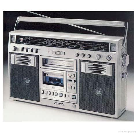 radio cassette recorder panasonic rx 5600 manual stereo radio cassette
