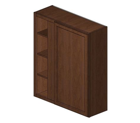 w2136 wave hill wall cabinet wblc39 42 3642 wave hill wall blind corner cabinet