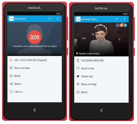 nokia android phones x series nokia x series smartphones get truecaller caller id app