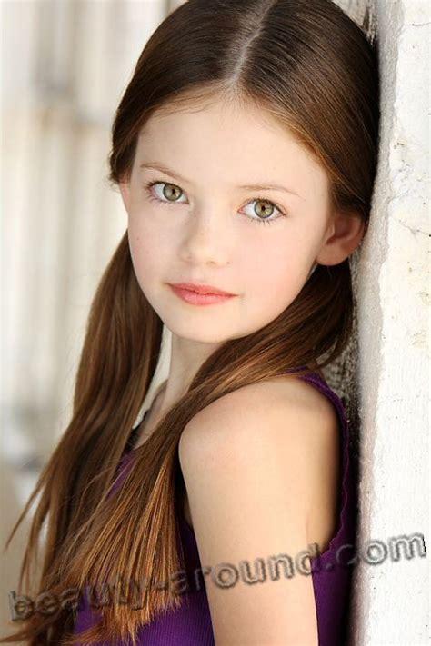 showcasing talented girls world wide mackenzie foy top 10 beautiful young russian models phoro gallery
