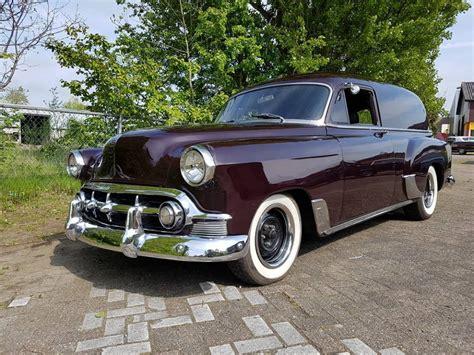 chevrolet sedan 1953 chevrolet sedan delivery