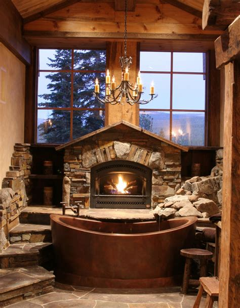 Fireplaces Bath by Bathtub Fireplaces The Best Of Both Worlds Lightopia S