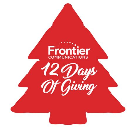 Frontier Sweepstakes - frontier communications twelve days of giving oc mom blog